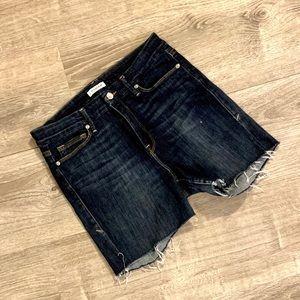 Good American high waisted shorts
